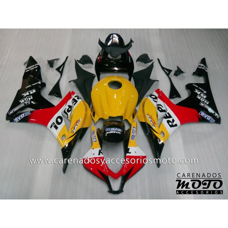Honda CBR 600 RR 2007-2008