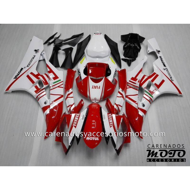 Yamaha R6 2006-2007