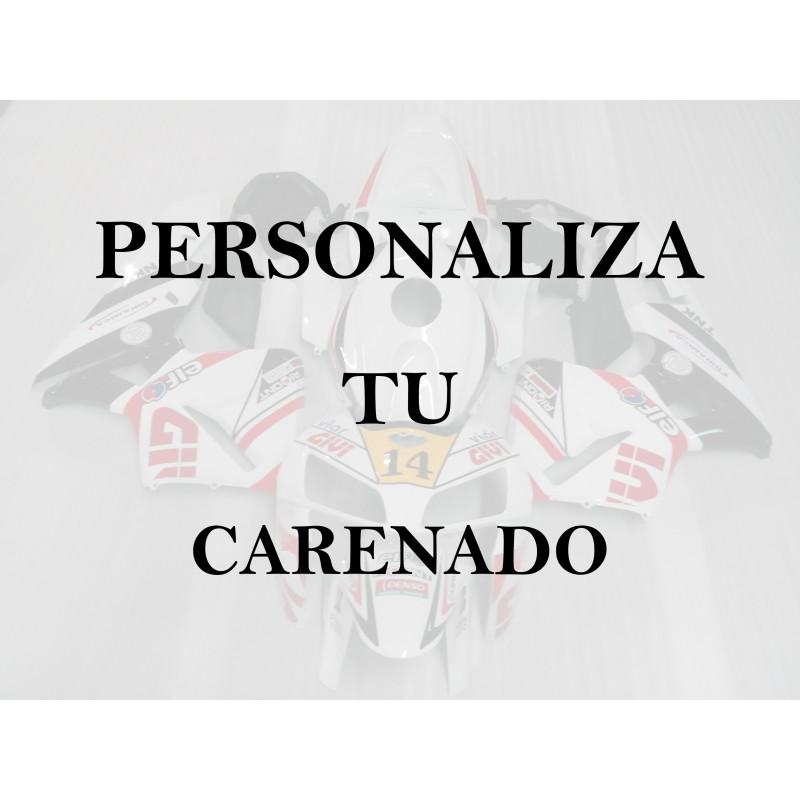 Personaliza tu Carenado