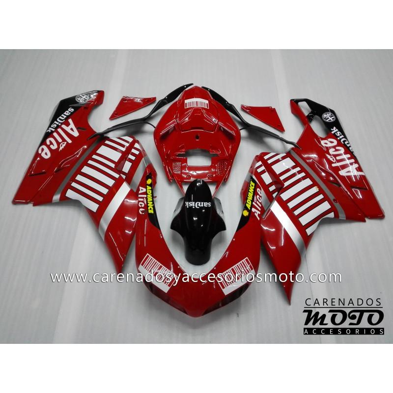 Ducati 1198 2007-2010