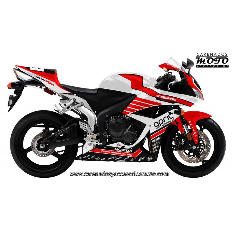Honda CBR 600RR 2007-2008